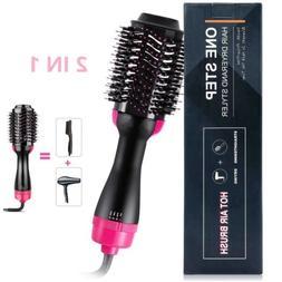 hair dryer brush electric volumizer straightener oval