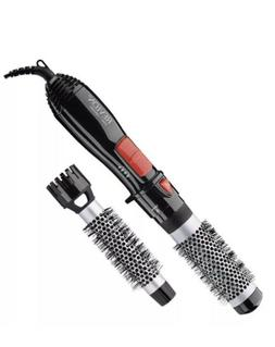 2-in-1 Revlon Perfect Heat Hair Dryer Hot Air Brush Rolling
