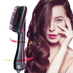 2 in 1 Professional Hair Blow Dryer with Hot Air Styler Curl