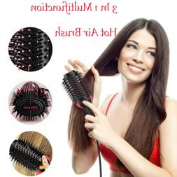 3 in1 multifunction hot air brush hair