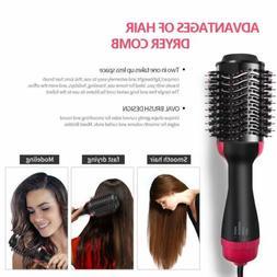 4 In 1 Hot Air Brush Hair Dryer Brush Electric Hair Dryer Vo