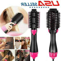 4 In 1 Hot Air Hair Dryer Brush One Step Volumizer Negative