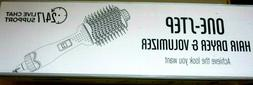 Aisikki Hair Dryer & Volumizer Hot Air Brush 1000 Watts Whit