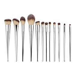 Lookatool 12PCS Make Up Foundation Eyebrow Eyeliner Blush Co