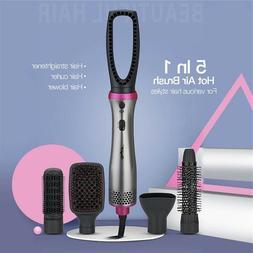 CkeyiN 5 In 1 Multifunctional Electri Hair Dryer Hot Air Blo