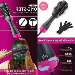 DORISILK One Step Hair Dryer Volumizer Styler, 4 in 1 Hot Ai