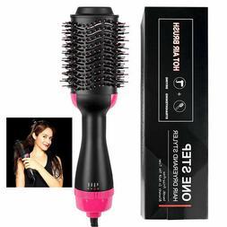 Hair Dryer & Volumizer 3 in 1 Straightening & Drying Hair Br