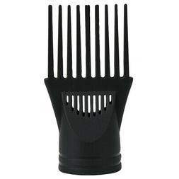 Hair Dryer Attachment Nozzle Comb Concentrator Hot Air Brush