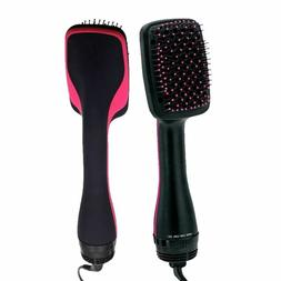 Hair Dryer Brush Professional Curling Hot Air Electric Strai
