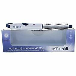 Helen Of Troy 1512 Brush Iron, White, 1/2 Inch Barrel Hot Ai
