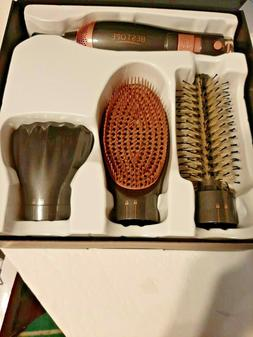 BESTOPE Hot Air Brush 3 in 1 Hair Styler Brush for Drying St