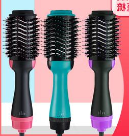 Hot Air Brush&Hair Dryer Brush&Curly Hair Comb 4 in 1 Combs