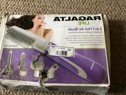 Ragalta  Hot Air Brush Pure Life Model RHAB-3000 New Free Sh