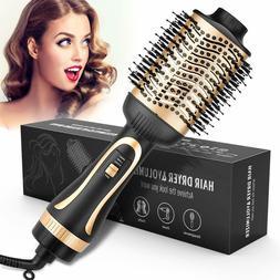 Hot Air Brush, Senignol Hair Dryer Brush, One-Step Hair Drye