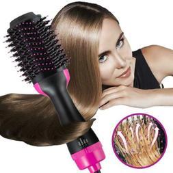 Hot Air Brushes One Step 3-in-1 Hair Dryer & Volumizer Negat
