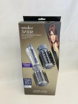 John Frieda Hot Air Spin Brush, 1 1/2-inch AND 2-inch Attach