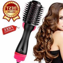 Hot Hair Air Brush Dryer Styler Round Hair Ionic Curling Hai