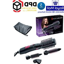 REMINGTON HOT HAIR BRUSH VOLUME & CURL CERAMIC TOURMALINE IO