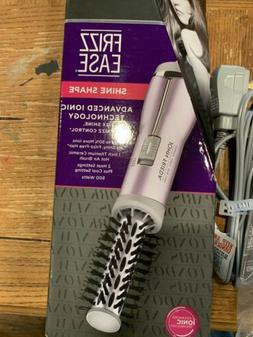 John Frieda JFHA6 1inch Salon Shape Hot Air Brush - Purple