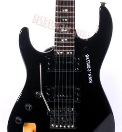 kirk hammett miniature hot metallica guitar collectible