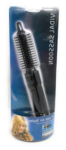 "Vidal Sassoon 1"" Hot Air Styler VS433C Hair Drying Styling B"