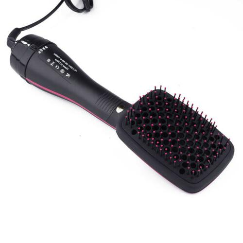 110V 2 Professional Blow Dryer+ Hot Air Wand Brush