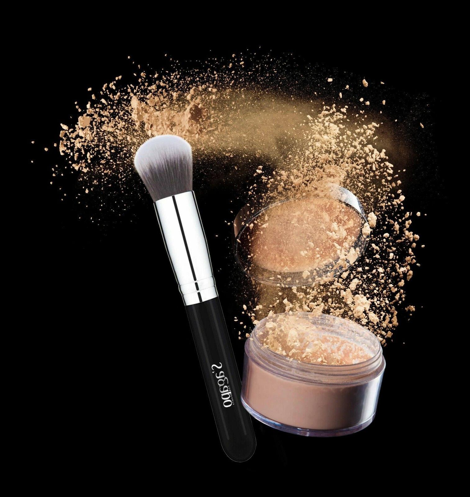 12PCS Brushes Sets Foundation Powder Eyebrow Mascara