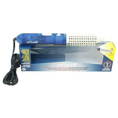 1574 tangle free hot air brush white