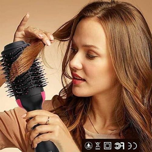 2-in-1 Dryer Volumizer One-Step Brush