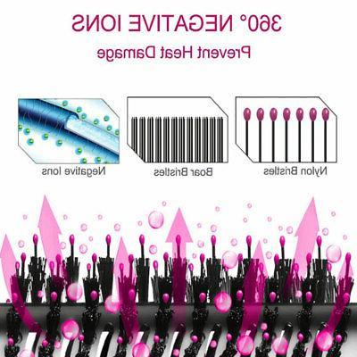 Hot Hair Negative Volumizer Blow Dryer Curl