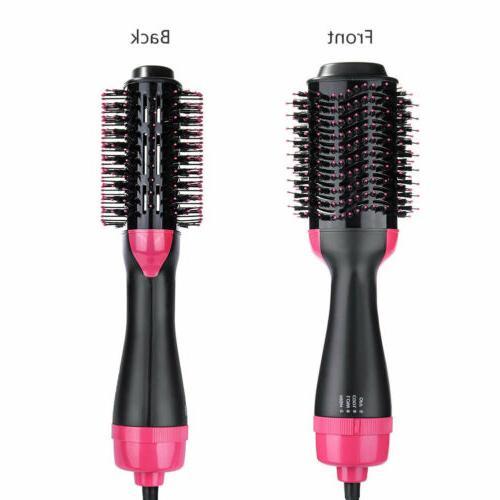 2 Hair & Straightener Curler Comb Air