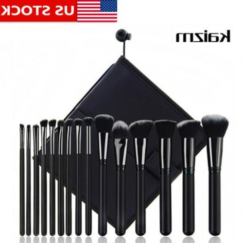 15pcs/set Brush Bag Case