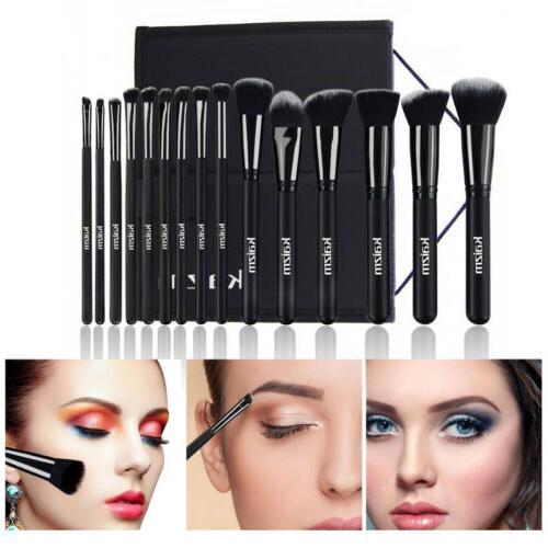 15pcs/set Cosmetic Bag Case