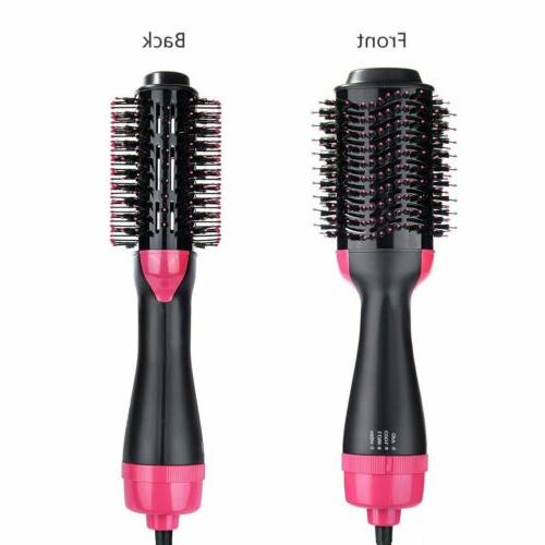 2In1 One Step Dryer and Straightening Comb