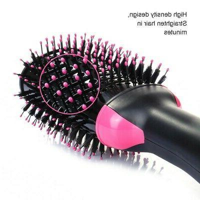 One-Step 3 IN 1 Hair Volumizer Hot Air Brush,