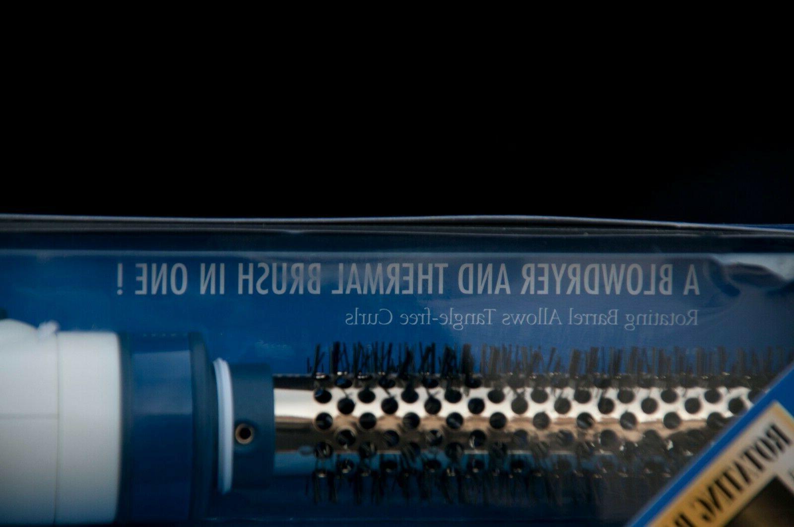 Helen Tangle-Free Thermal Air Brush 1559VI Gold Barrel