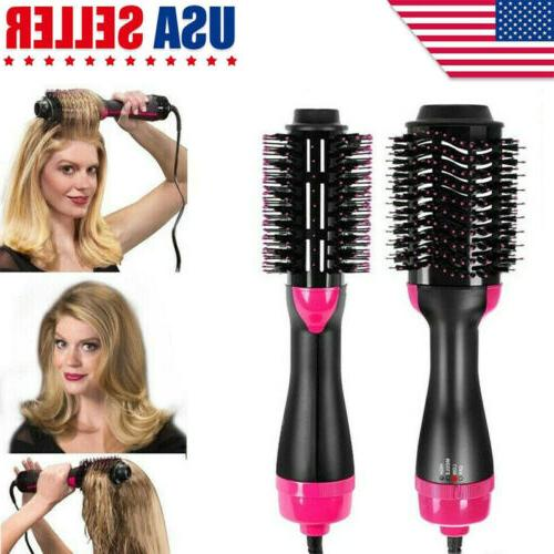 3 in1 hair blow dryer brush comb