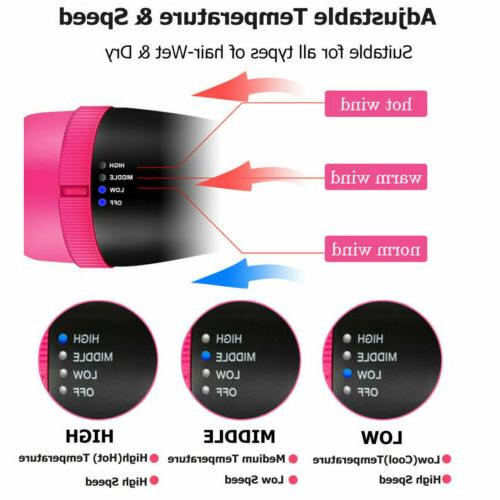 4-in-1 Hot Curler Hair Styling Roll Hair