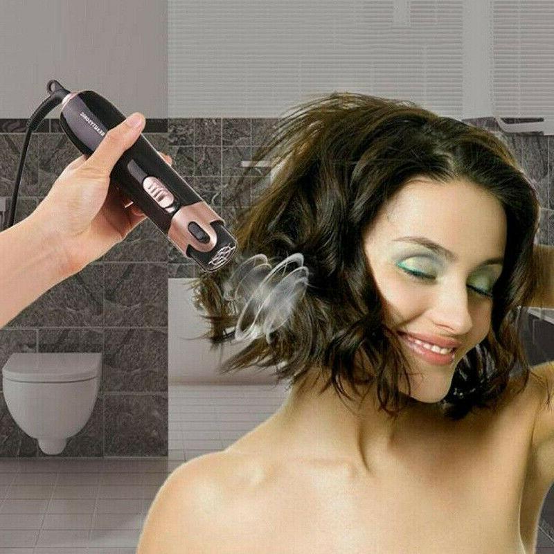 4 In1 Hair Dryer Negative Brush Air