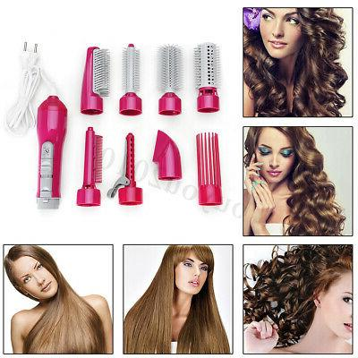 8 in 1 one step hair dryer