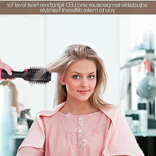 Hair in Hair & Hot Air Hair for Fast