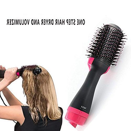 LIFEQIYI Hair & Paddle Negative Ion Curler Styler Hair