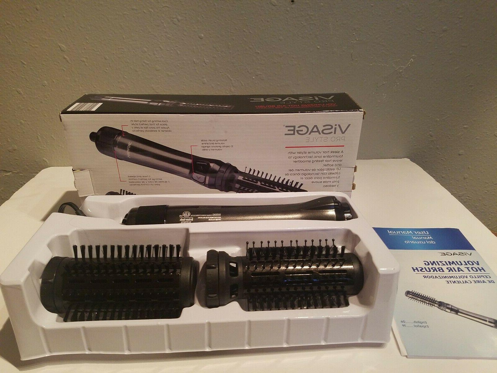 Aldi Rotating Volume Air Brush Hair Care