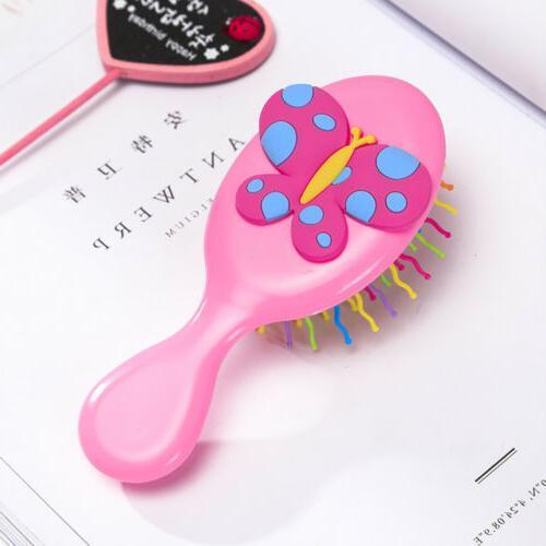 Cartoon Comb Air Cushion Brush Hair Detangling