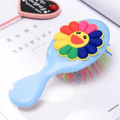 Cartoon Hair Comb Air Cushion Brush Anti-Static Hair Care