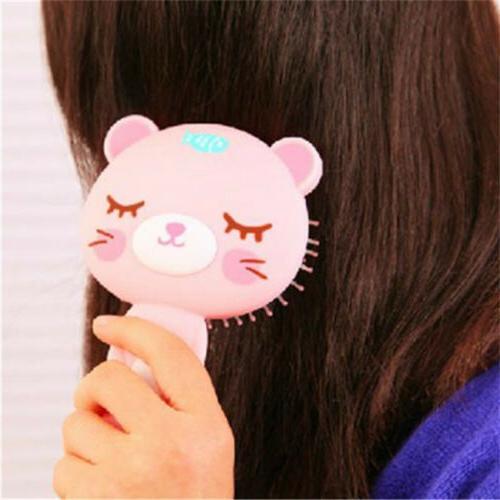cute massage hair hair detangle care comb