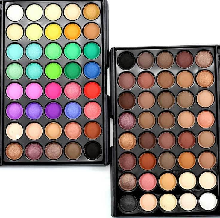 Eyeshadow Palette 40 Color Cream Eye