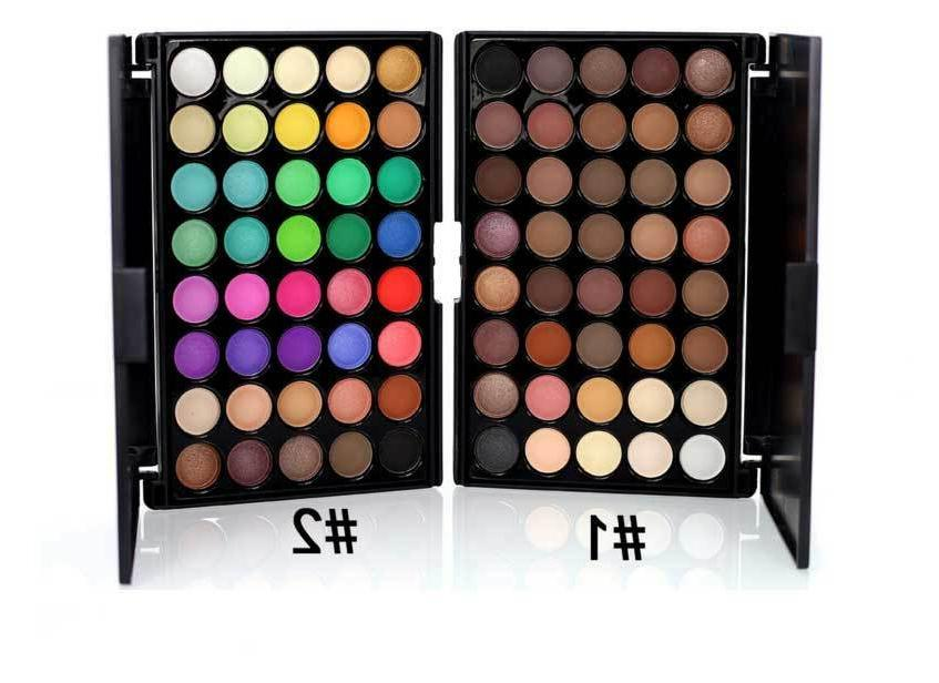 eyeshadow palette makeup 40 color cream eye