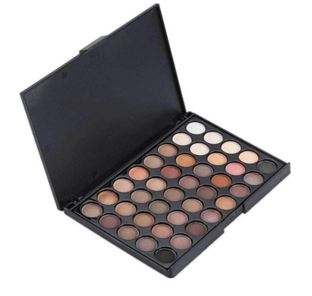 Eyeshadow 40 Color Cream Eye Matte Shimmer Cosmetic