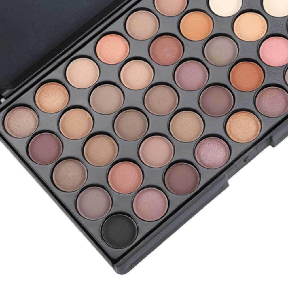 Eyeshadow Palette Makeup 40 Color Cream Eye Matte Shimmer Set